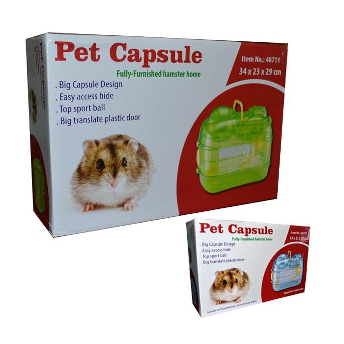 hamster parazit ilac